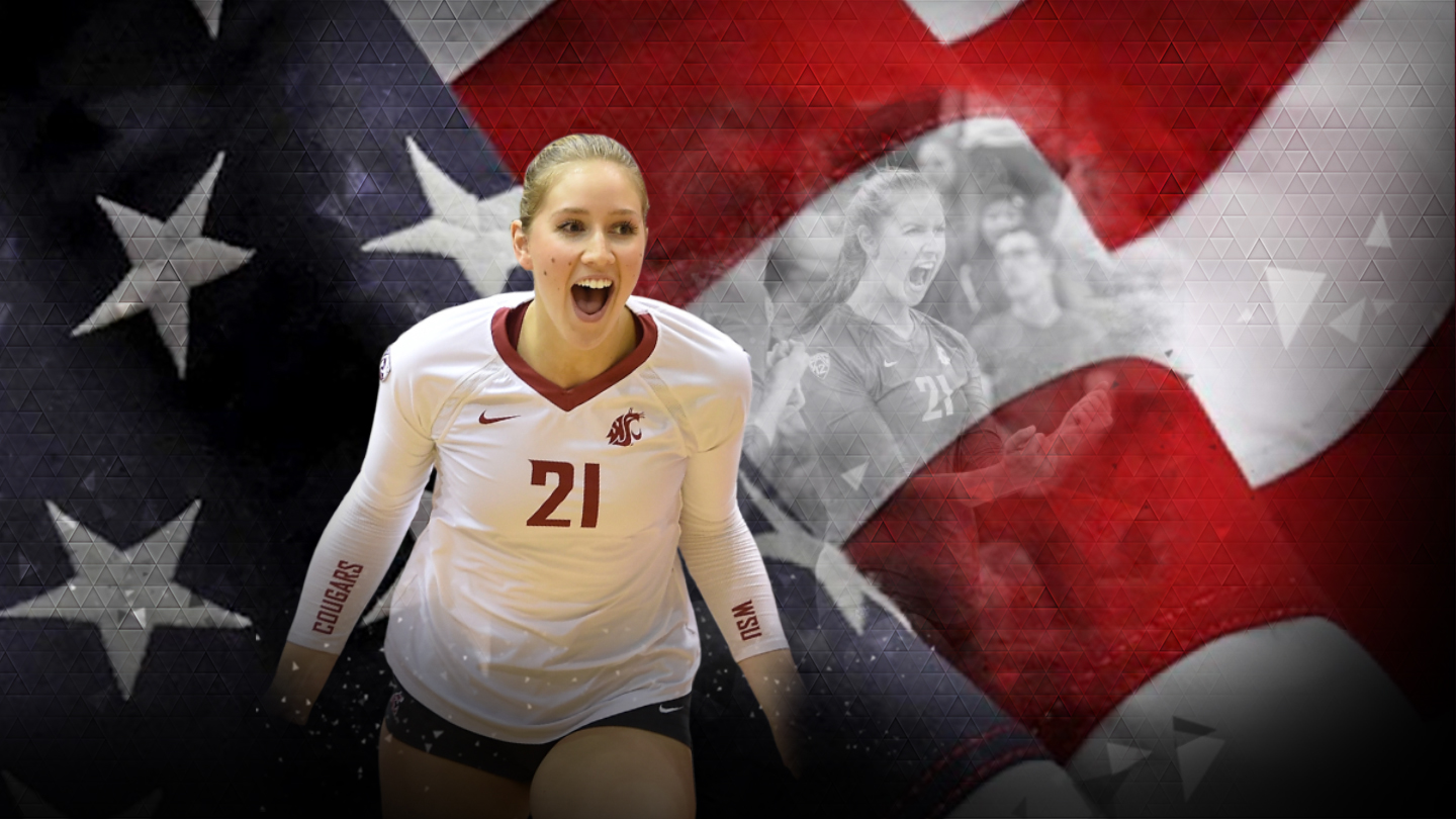 Schoenlein Selected to U.S. Collegiate National Volleyball Team
